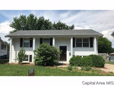 37 Foresters Ln, Springfield, IL 62704 - #: 183293