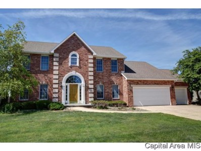 3805 Kingsley Dr, Springfield, IL 62711 - #: 183455