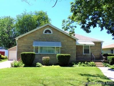 1180 N Cedar St, Galesburg, IL 61401 - #: 183579