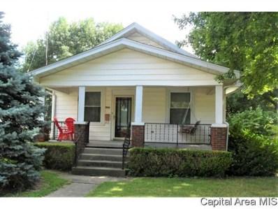 424 W Elliott Ave, Springfield, IL 62702 - #: 184392