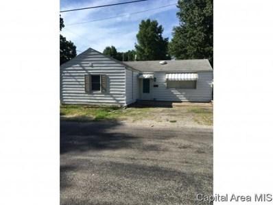 411 W Yates Ave, Springfield, IL 62702 - #: 184688