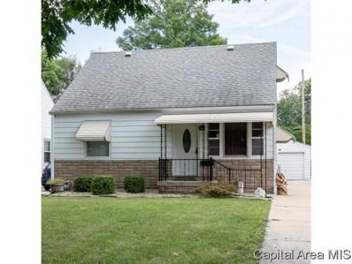 2420 S Pasfield Street, Springfield, IL 62704 - #: 185009