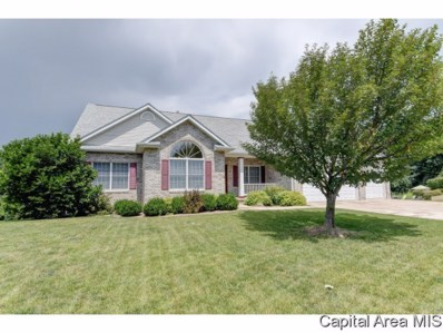 101 Manor Hill Dr., Chatham, IL 62629 - #: 185094