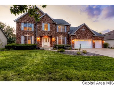 2509 Dickens Dr, Springfield, IL 62711 - #: 185185