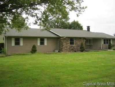 6063 Mottar Rd, Rochester, IL 62563 - #: 185201