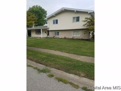2325 Grinnell Dr, Springfield, IL 62704 - #: 185487