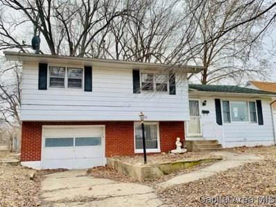 3229 Warner, Springfield, IL 62702 - #: 185596