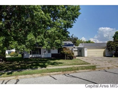 169 Archer Ave, Springfield, IL 62704 - #: 186098