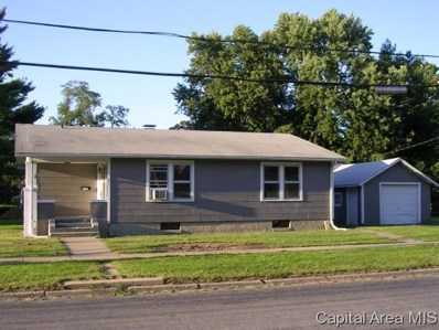 150 E Independence Ave, Jacksonville, IL 62650 - #: 186143