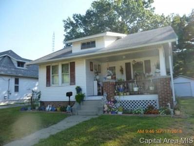 126 Howe St, Jacksonville, IL 62650 - #: 186160