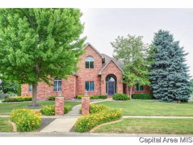 3709 Ginger Creek, Springfield, IL 62711 - #: 186224