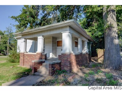 110 S Cherokee St, Taylorville, IL 62568 - #: 186438