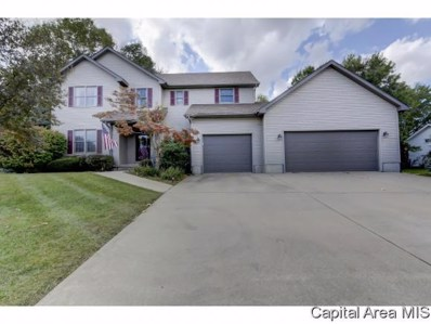 319 Dover Dr, Chatham, IL 62629 - #: 186587