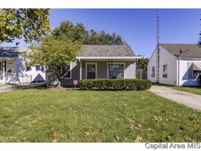 2340 S Spring St, Springfield, IL 62704 - #: 186695