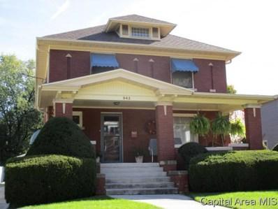 943 N Cherry St, Galesburg, IL 61401 - #: 186877
