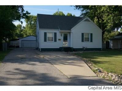 2113 Pickett St, Springfield, IL 62703 - #: 186962