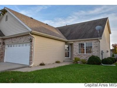 1618 Magnolia Drive, Chatham, IL 62629 - #: 186965