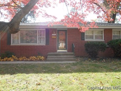 2112 Brentwood, Springfield, IL 62704 - #: 187001