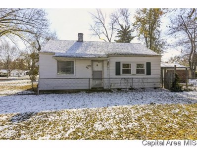 3027 S 2ND St., Springfield, IL 62703 - #: 187189