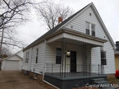 1237 N 2nd Street, Springfield, IL 62702 - #: 187549