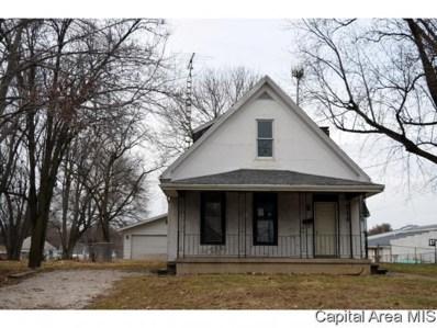 711 E Franklin St, Taylorville, IL 62568 - #: 187613
