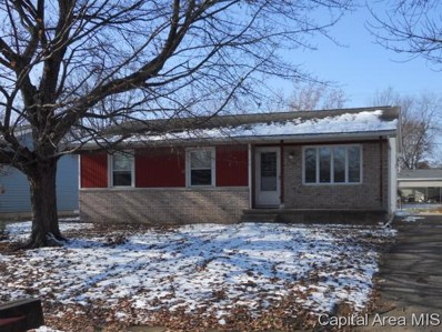 2109 Scarbrough Road, Springfield, IL 62702 - #: 187640