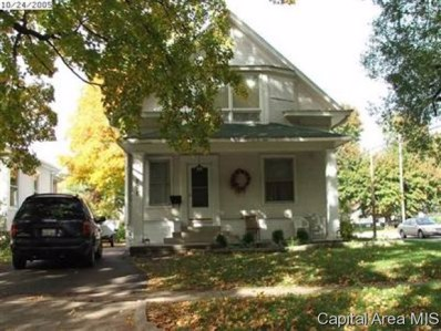 701 W Vine St, Taylorville, IL 62568 - #: 187772