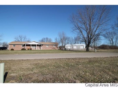 13080 Hickory Rd, Athens, IL 62613 - #: 190222