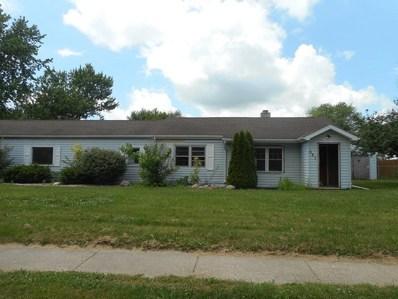 521 S Oakwood Street, Oakwood, IL 61858 - #: 10021957