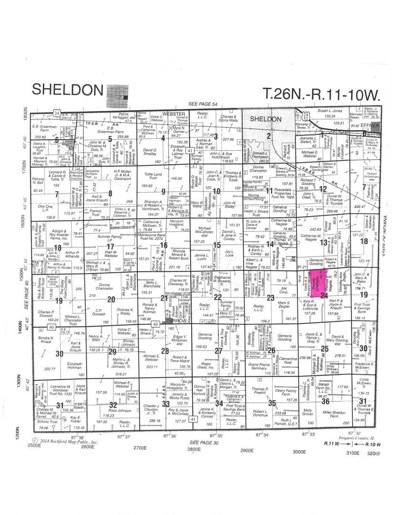 Sec 24 Twp26N, R11 W, Sheldon, IL 60966 - #: 09728741
