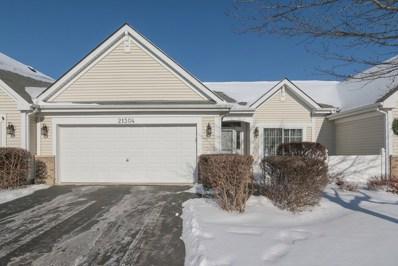 21304 W Douglas Lane, Plainfield, IL 60544 - #: 09825257