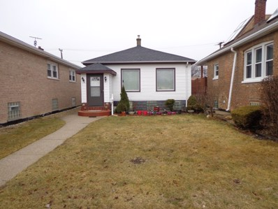 5408 S Rutherford Avenue, Chicago, IL 60638 - #: 09896910