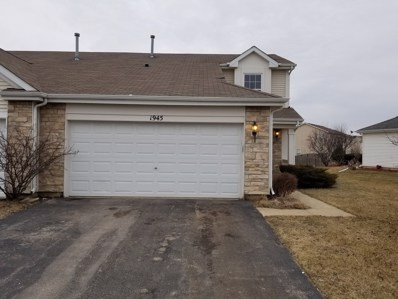 1945 Diamond Head Trail UNIT 1945, Pingree Grove, IL 60140 - #: 09909114