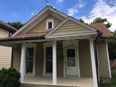 34 N Gifford Street, Elgin, IL 60120 - #: 09911535