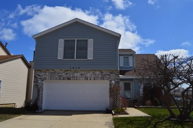 1913 Brookside Lane, Hoffman Estates, IL 60169 - #: 09921200