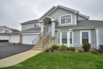 9522 Lenox Lane UNIT 26A, Lakewood, IL 60014 - #: 09933671