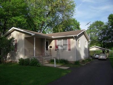 457 N River Street, Montgomery, IL 60538 - #: 09954911