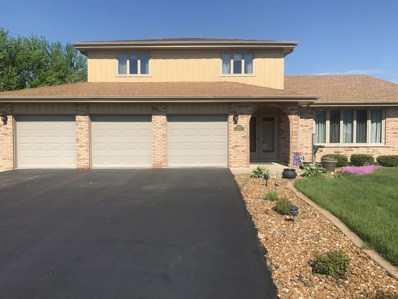 14825 Glen Crest Lane, Homer Glen, IL 60491 - #: 09957043