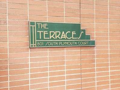 801 S Plymouth Court UNIT P112, Chicago, IL 60605 - #: 09962791