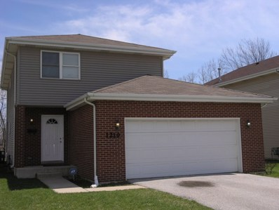 1219 W End Avenue, Chicago Heights, IL 60411 - #: 09975888