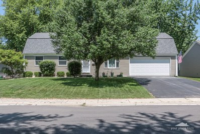 124 Circle Drive West, Montgomery, IL 60538 - #: 09976523