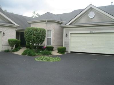 21317 W Douglas Lane UNIT 21317, Plainfield, IL 60544 - #: 09978221