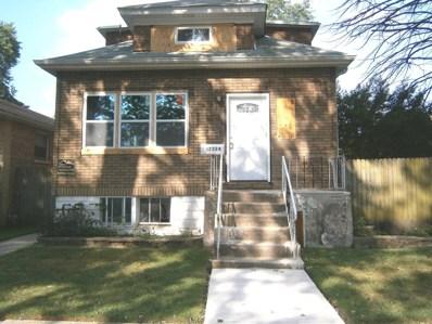 12324 S Carpenter Street, Calumet Park, IL 60827 - #: 10000349