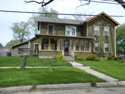 292 E McKinley Avenue, Hinckley, IL 60520 - #: 10004464