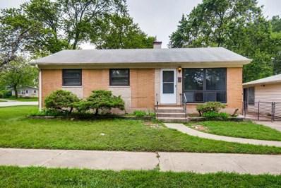 113 Bonnie Court, Thornton, IL 60476 - #: 10012249