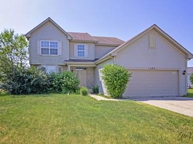 495 W Fairborn Lane, Round Lake, IL 60073 - #: 10019255