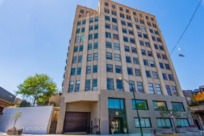 1550 S Blue Island Avenue UNIT 508, Chicago, IL 60608 - #: 10023541