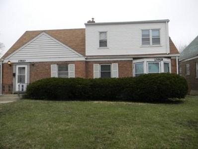 15918-20 S Lathrop Avenue, Harvey, IL 60426 - #: 10034508