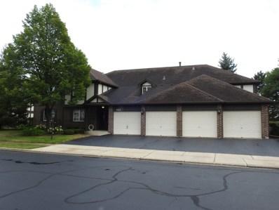 221 Stanhope Drive UNIT C, Willowbrook, IL 60527 - #: 10045075