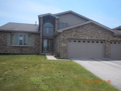 5817 Amherst Place, Matteson, IL 60443 - #: 10046804